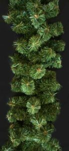 Two Tone Green Branch Garland